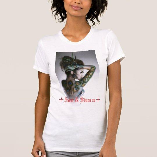 +Saint & Sinners+ T-Shirt