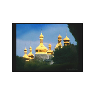 Saint Sophia Canvas Print