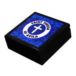 Saint Teresa of Avila Gift Box