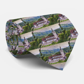 Saint-Theodule parish, Gruyeres, Switzerland Tie