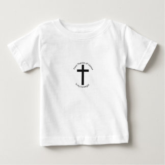 Saint Therese Lisieux is my homegirl Baby T-Shirt