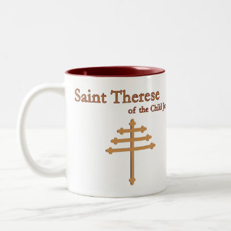 Saint Therese Maronite Mug