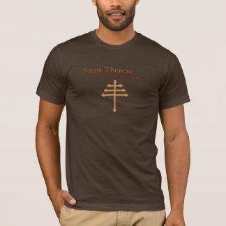 Saint Therese Mens T-Shirt