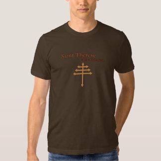 Saint Therese Mens Tee Shirts