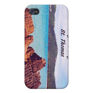 Saint Thomas iPhone 4/4S Cover
