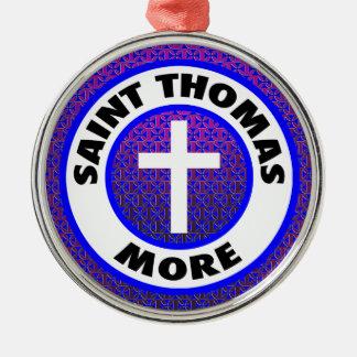 Saint Thomas More Christmas Ornament