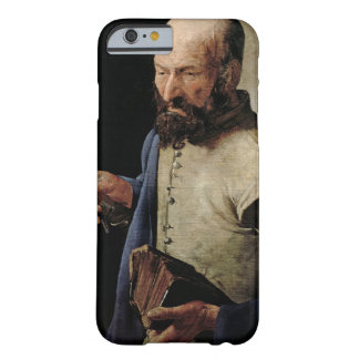 Saint Thomas (oil on canvas) Barely There iPhone 6 Case