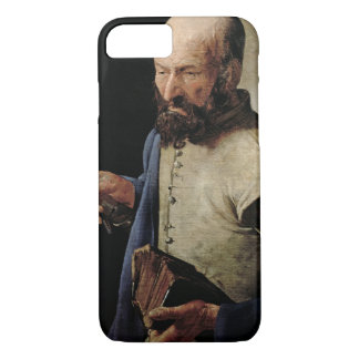 Saint Thomas (oil on canvas) iPhone 8/7 Case