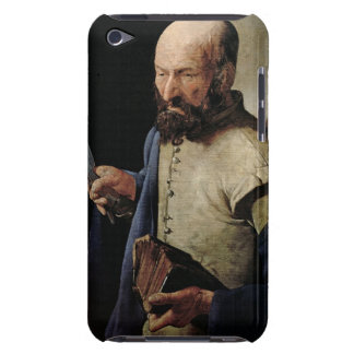 Saint Thomas (oil on canvas) iPod Touch Case
