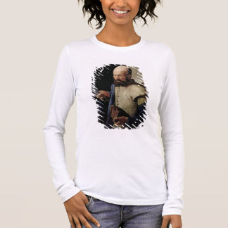 Saint Thomas (oil on canvas) Long Sleeve T-Shirt