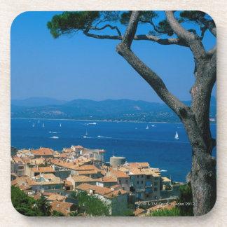 Saint Tropez Beverage Coaster