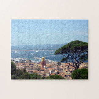 saint tropez jigsaw puzzle