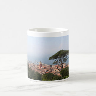 Saint Tropez Classic White Coffee Mug