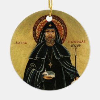 Saint Tugdual de Saint-Dolay Christmas Ornament