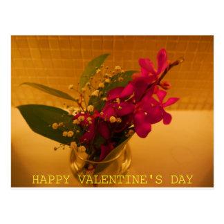 Saint Valentine's Day Post Card