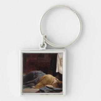 Saint Veronica Key Ring