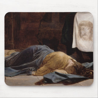 Saint Veronica Mouse Mat