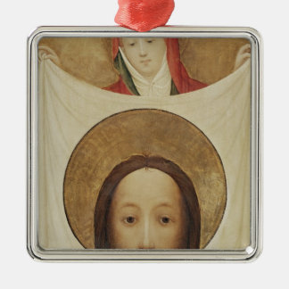 Saint Veronica with the Sudarium, c.1420 Christmas Ornament