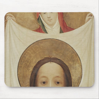 Saint Veronica with the Sudarium, c.1420 Mouse Mat