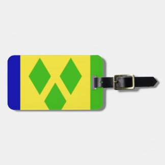 Saint Vincent and the GrenadinesFlag Luggage Tag