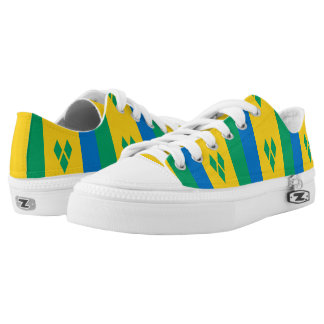 Saint Vincent and the Grenadines Low Tops