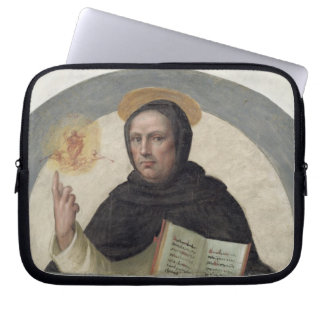 Saint Vincent Ferrer (fresco) Laptop Sleeve