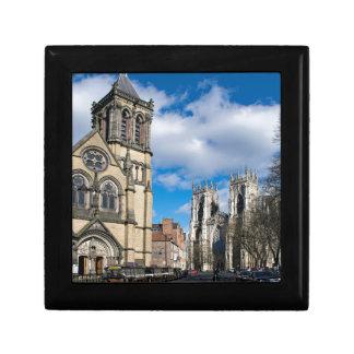Saint Wilfrids and York Minster. Gift Box
