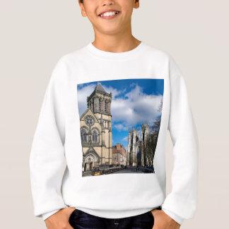 Saint Wilfrids and York Minster. Sweatshirt