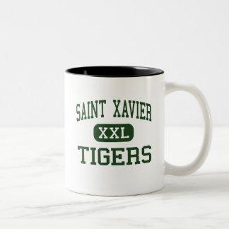 Saint Xavier - Tigers - High - Louisville Kentucky Mug