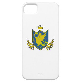 Saintly pijiyoneishiyon - St.PigeoNation's Barely There iPhone 5 Case