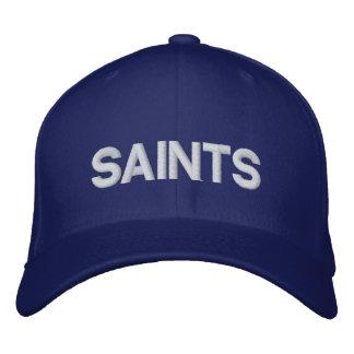 Saints Adjustable Cap Embroidered Hat