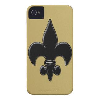 Saints Fleur De Lis Case-Mate iPhone 4 Case