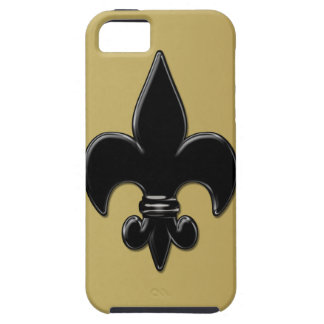Saints Fleur De Lis iPhone 5 Cases