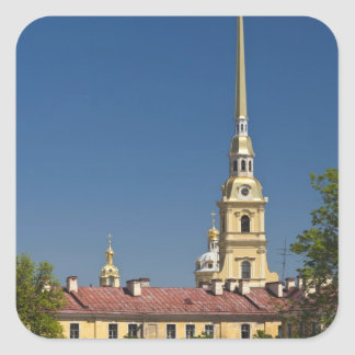 Saints Peter and Paul Cathedral Square Sticker