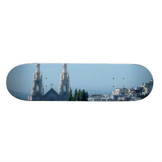 Saints Peter and Paul Church Skateboards