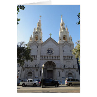 Saints Peter & Paul Church Card