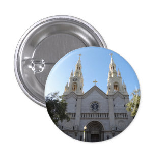 Saints Peter & Paul Church Pinback Button