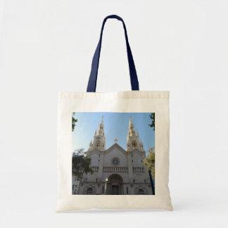 Saints Peter & Paul Church Tote Bag