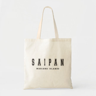 Saipan Mariana Islands Budget Tote Bag