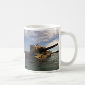 Saipan Past & Present Coffee Mug