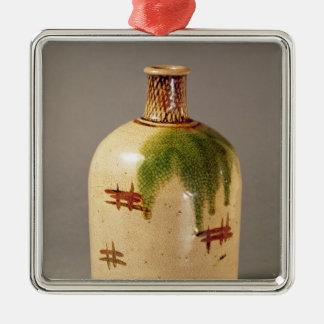 Sake bottle, from Oribe Christmas Ornament