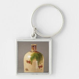 Sake bottle, from Oribe Key Ring