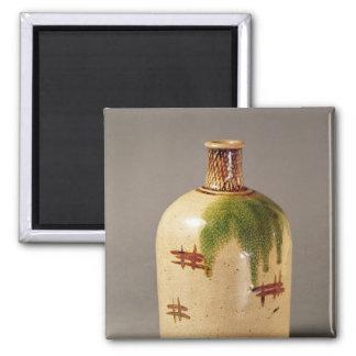 Sake bottle, from Oribe Magnet