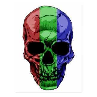 SAKE RGB POSTCARDS