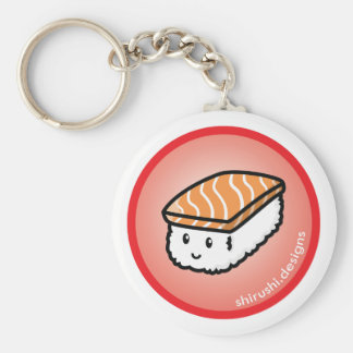 Sake Sushi Key Ring