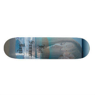 Saket Board Hot Summer Days Skate Decks