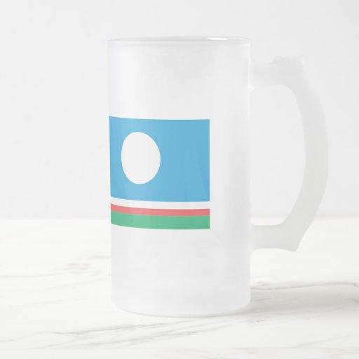 Sakha Flag Coffee Mug