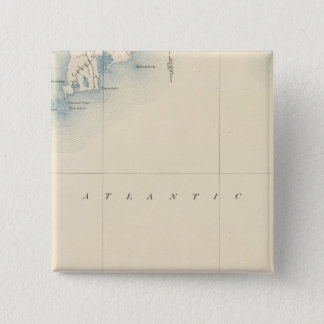 Sakonnet, Massachusetts 15 Cm Square Badge