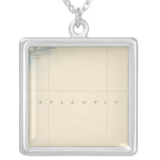 Sakonnet, Massachusetts Silver Plated Necklace