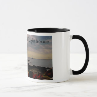 Sakonnet Point Lighthouse, Sakonnet Point Light... Mug